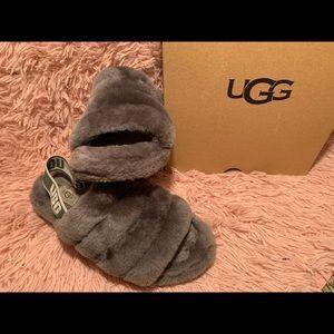 Ugg slides